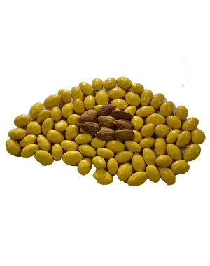 Leeve Dry Fruits Mango Flavour Coated Almonds LD128