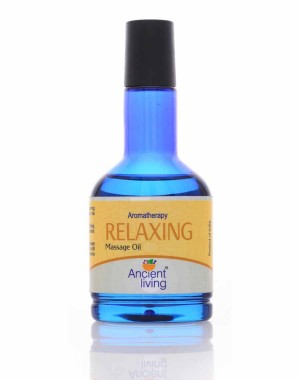 Ancient Living Relaxing Massage Oil AL123
