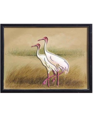 Symbol Of Love Crane Couple RK55