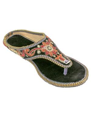 Rajasthani Designer Slipper HFC019