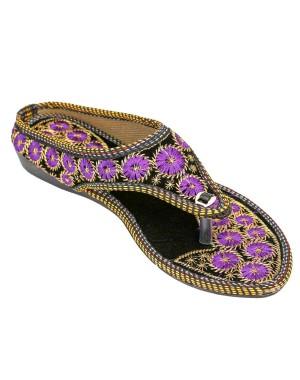 Rajasthani Designer Slipper HFC024