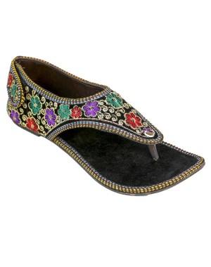 Rajasthani Floral Sandal HFC039