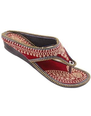Rajasthani Kanthi slipper HFC060