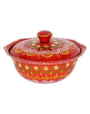 Shree Collection Bowl With Lid SC16