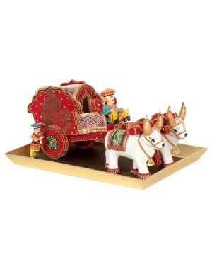 Shree Collection Bullock Cart SC73
