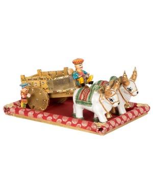 Shree Collection Bullock Cart SC74