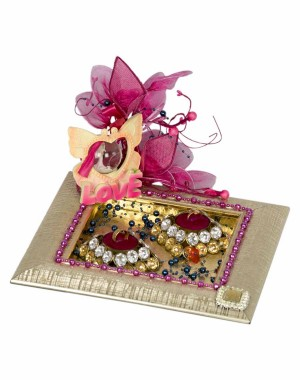 Shree Collection Ring Platter SC88