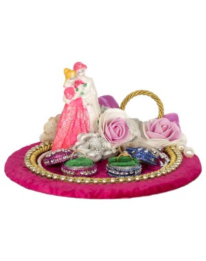 Shree Collection Ring Platter SC89
