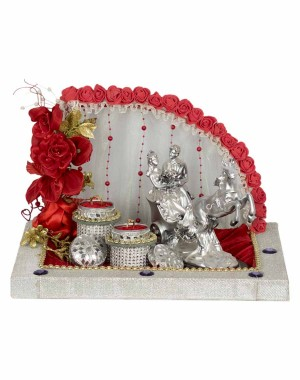 Shree Collection Ring Platter SC90