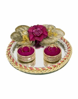 Shree Collection Ring Platter SC94