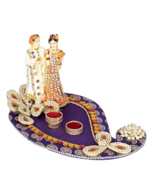 Shree Collection Ring Platter SC98
