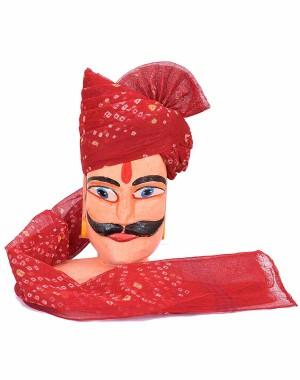 Rajasthani Chunri Safa MS01