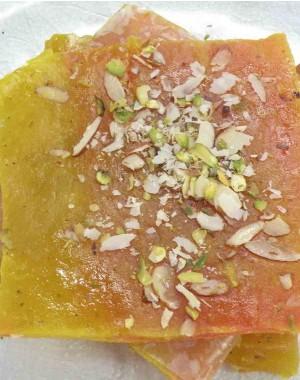 D Damodar Sandwich Halwa DD147