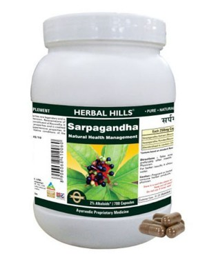Sarpagandha Value Pack HHS70 (700 Capsule)