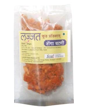 Lajjat Shenga Chatni