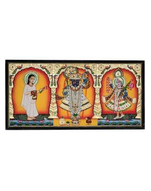 Teen Nidhiji Kesari Rajbhog Shrinathji KS10