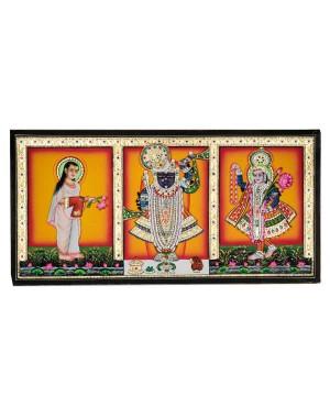 Teen Nidhiji Rajbhog Kesari Shrinathji KS13