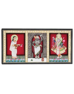 Teen Nidhiji Mangal Shrinathji KS14