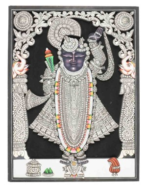 Rajbhog kali Shringar Shrinathji KS26