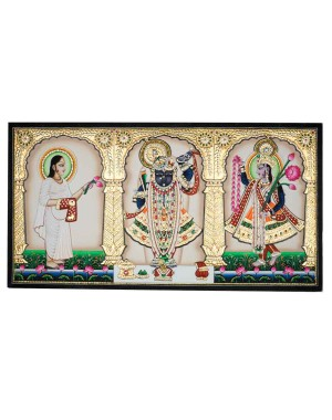 Teen Nidhi Shard Shrinathji KS28