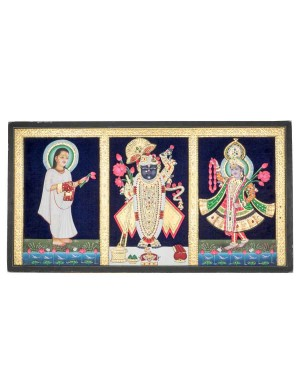 Teen Nidhi Chappanbhogi Chowkat Shrinathji KS32