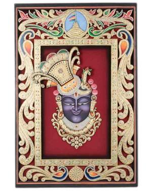 Shrinathji Mukharvind Kali KS35