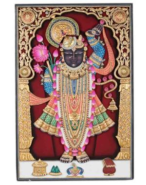 Shrinathji Rajbhog Kali Mangal KS36