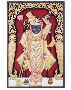 Shrinathji Sehra Shringar KS39