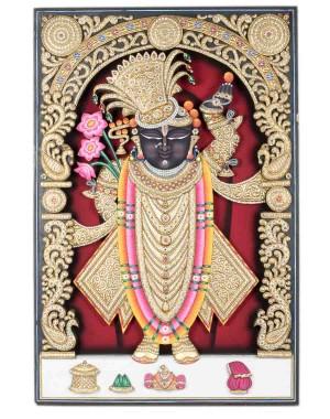 Shrinathji Sehra Shringar Kali KS42