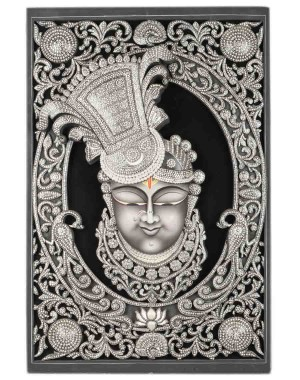 Shrinathji Mukhrvind Silver KS43