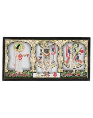 Shrinathji Teen Nidhiji Sharad Purnima KS09