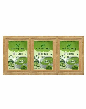 Vedantika Herbals Bitter Gourd And Jamun Seed Soup VH254 (Pack of 2)