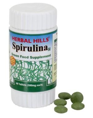 Spirulina HHS132 (120 Tablets)