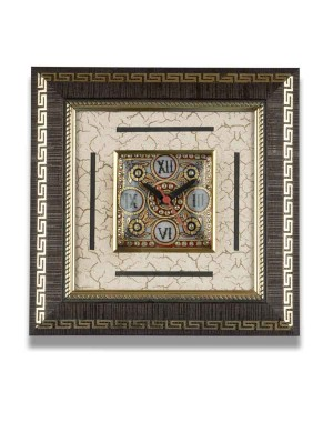 Elegant Marble Wall Clock AAG31