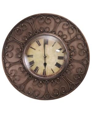 Metal Wall Clock GI355