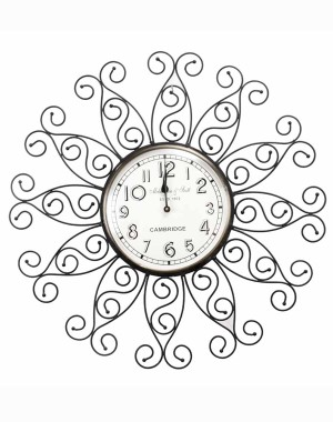 Metal Wall Clock GI357