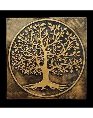 Decorative Tree Cellular Wall Hanging GS116