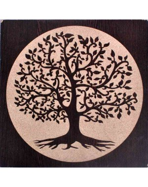 Decorative Tree Cellular Wall Hanging GS122