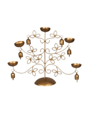Megha Arts & Crafts Copper Wind Chime MAC169