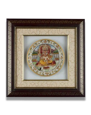 Marble Plate Framed AAG60