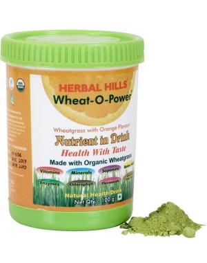 Wheat O Power Orange Flavour HHS110