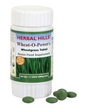 Wheat O Power HHS114 (120 Tablets)