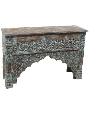 Wood Carved Colour Finish Pannel HAE36