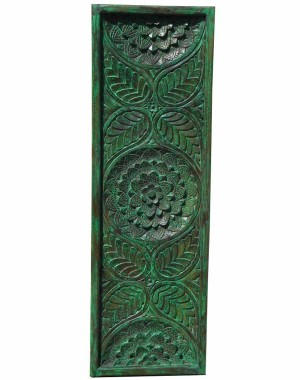 Wood Carved Long Pannel  HAE38