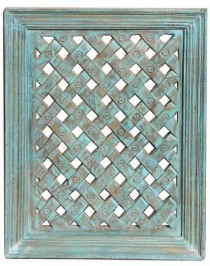 Wood Jali Pannel Colour Finish HAE92