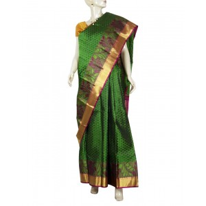 Kanchivaram Pure Silk Saree PS47