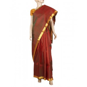 Kanchivaram Pure Silk Saree PS48