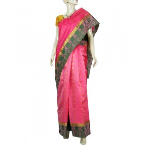 Kanchivaram Pure Silk Saree PS49