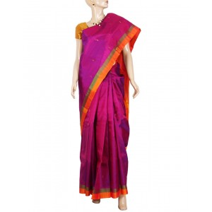 Kanchivaram Pure Silk Saree PS50