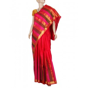 Kanchivaram Pure Silk Saree PS51